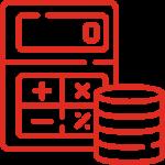 Rechnungswesen Icon
